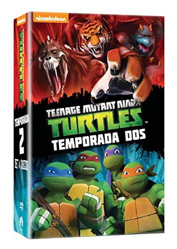 Las Tortugas Ninja - Temporada 2 [DVD]