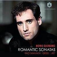 Romantic Sonatas by Boris Giltburg (2013-10-29)