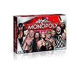 Winning Moves Juego de Mesa 44314de Monopoly:Lucha Libre de la WWE