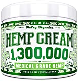 #1 Painkiller Hemp Extract - You found a pain relief cream that actually works! Just rub it onto your sore area and feel how 1,300,000 of super-powerful hеmp extract in this cream will promote you the soothing long-lasting relief already after the fi...