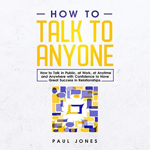 How to Talk to Anyone Titelbild