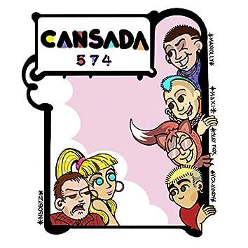 Cansada (feat. Slay Fox, Maxi, Maxiolly, You Andy & Naobtz)