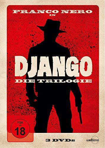 Django - Die Trilogie [3 DVDs]
