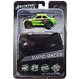 Adventure Force Green Rapid Racer Car 2.4 GHZ Micro