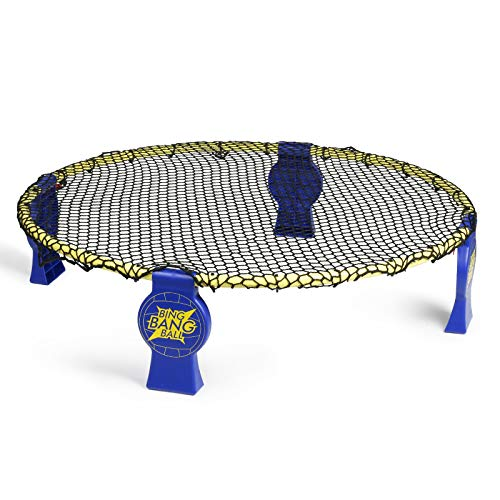 A11N Bing Bang Ball Game Set - Includes Playing Net, 3 Balls,...