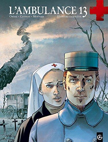L'ambulance 13 - intégrale volumes 1 et 2