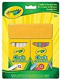 Crayola - Kit craies et brosse - - 256418.012