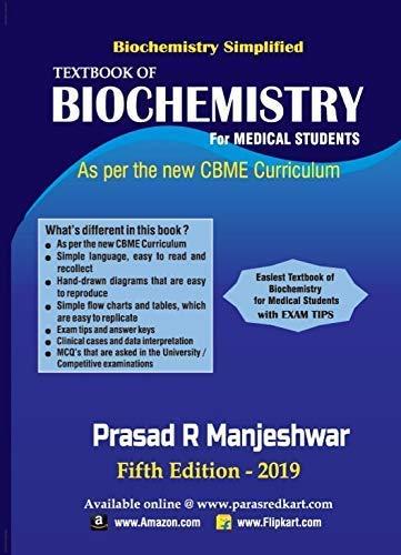 Biochemistry Simplified Edition