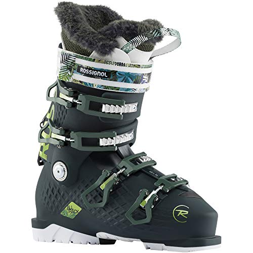 Rossignol All Track Pro 100 W dames skischoenen, donkergroen, 25