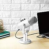 IMG-2 amazonbasics microfono professionale usb a