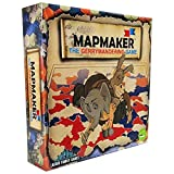 Go! Games Mapmaker: The Gerrymandering Game, Strategy and Scheming for Ages 8 and Up