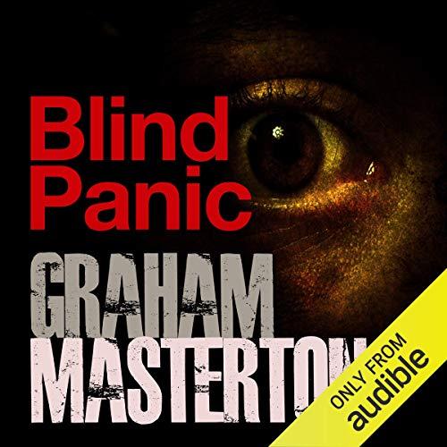 Blind Panic audiobook cover art