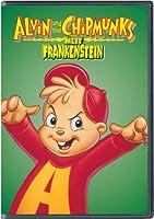 Alvin & the Chipmunks Meet Frankenstein / [DVD] [Import]