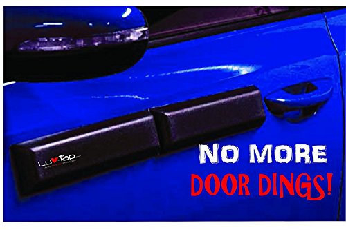 Ding Bats - Removable Magnetic Car Door Protectors, Car Door Guards, Car Door Protection, Door Ding Dent Protectors (No Security)
