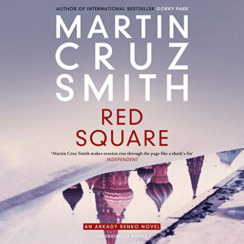 Red Square cover art