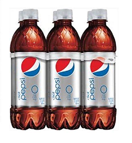 Pepsi Diet Bottle, 6 ct
