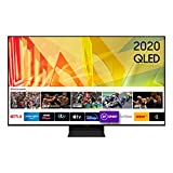 Samsung 2020 65' Q90T Flagship QLED 4K HDR 2000 Smart TV with Tizen OS Black