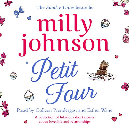 Petit Four audiobook cover art