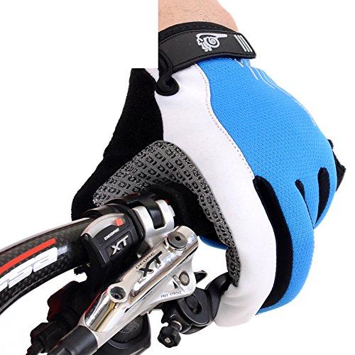 DXG&FX Winter Riding Handschoenen verwijst naar de lange mountainbike winddichte thermische schokabsorberende handschoenen voor mannen en vrouwen