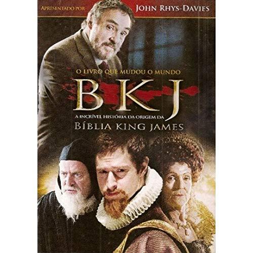 DVD BJK O Livro que Mudou o Mundo