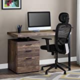 JD9 High Back Office Chair with Adjustable Lumbar Back Support, Ergonomic Design with Advanced...