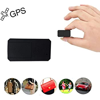 syst/ème de localisation GPS magn/étique conjoints Enfants PeiQila Mini GPS Tracker Personnes /âg/ées Suivi en Temps r/éel et enregistreur Vocal pour v/éhicule
