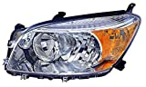 DEPO 312-1197L-US1 Replacement Driver Side Headlight Lens Housing (This product is an aftermarket product. It is not created or sold by the OE car company)
