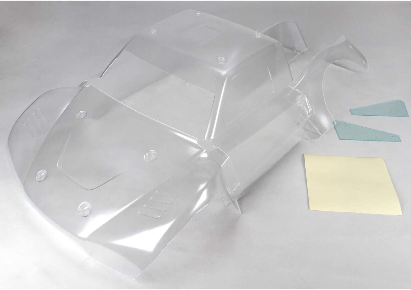 Losi Complete At the price of surprise Body Outlet ☆ Free Shipping Set Clear: LOSB8105 5IVE-T