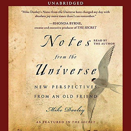 Notes from the Universe audiobook cover art