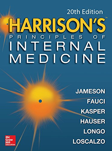 Harrison's Principles of Internal Medicine 20/E (Vol.1 & Vol.2) (ebook) (English Edition)