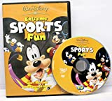 EXTREME SPORTS FUN DISNEY DVD ANIMAZIONE TOPOLINO USATO EDIZIONE ITA
