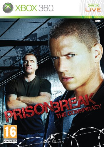 Prison Break: The Conspiracy (Xbox 360) [Edizione: Regno Unito]