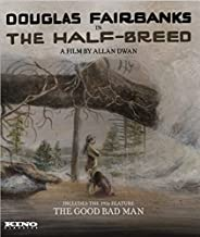 HALF BREED / GOOD BAD MAN (1916) - HALF BREED / GOOD BAD MAN (1916) (1 Blu-ray)