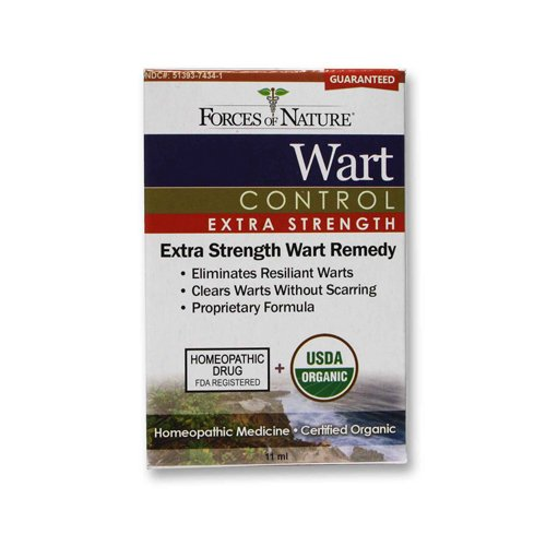 Wart Control Extra Strength - 11 ml - Liquid ( Multi-Pack)