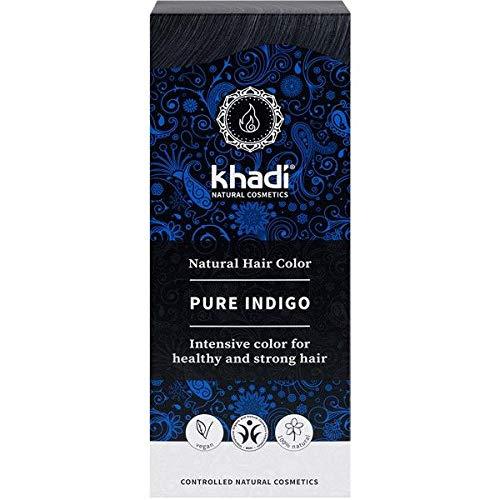 Khadi reines Indigo Pulver, 100g