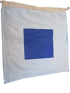 Brass Blessing S - Naval-Maritime Signal Flag - 15