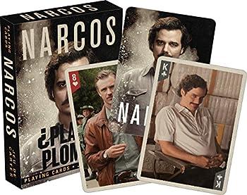 AQUARIUS Narcos Playing Cards