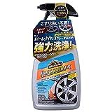 ナポレックス アーマオール タイヤ&ホイールクリーナー クイックシルバー スポンジ洗い不要 強力洗浄 709ml A-37