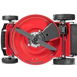 Greencut GLM770SX – Tondeuse autopropulsee essence 165cc largeur 483mm recupere 4-1