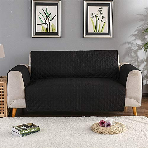 kengbi Einfach zu installierender und bequemer Sofa Sofa-Cover, 1/2 / 3-Sitz-Haustier-Sofa-Cover für Wohnzimmer Couch Cover-Stuhl Anti-Rutschableitbare waschbare Matte Möbelschutzkatze