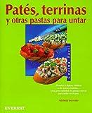 Patés, terrinas y otras pastas para untar (Cocina fácil)