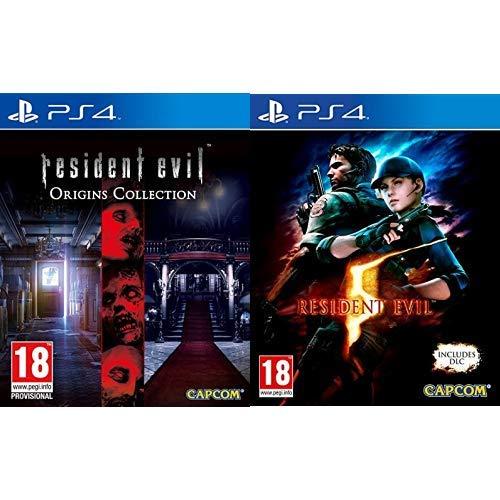 Resident Evil Origins Collection & Evil 5 HD