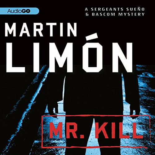 Mr. Kill audiobook cover art