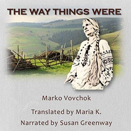 The Way Things Were cover art