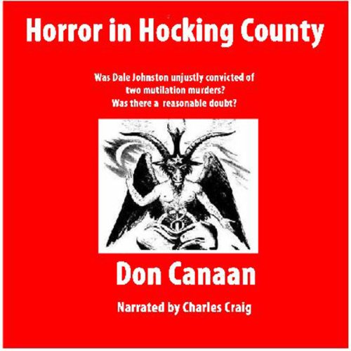 Horror in Hocking County audiobook cover art
