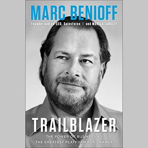 Trailblazer audiobook cover art
