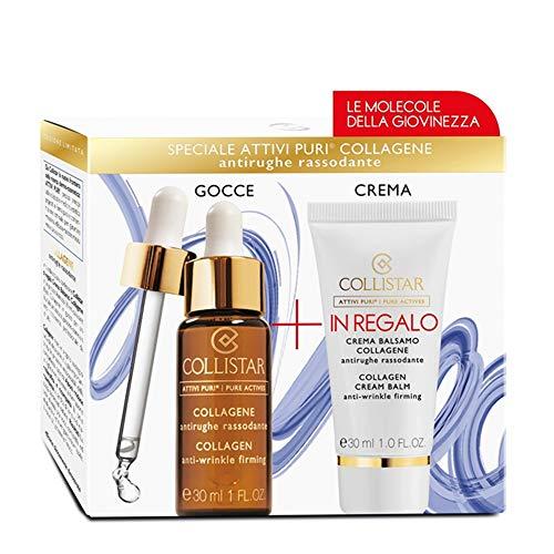 Cofanetto Attivi Puri Collagene 30 ml + Crema Balsamo Collagene 30 ml