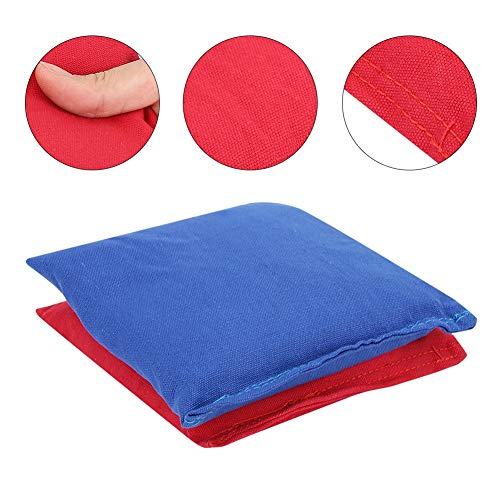 Zyyini Play Bean Bag, set van 2 Jonglier-zitzakken Fun Sports Game voor kinderen en jongeren