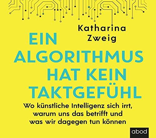 Ein Algorithmus hat kein Taktgefühl cover art