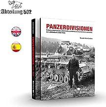 Abteilung502 - # ABT718 - Panzerdivisionen - Model Kit Magazine - English